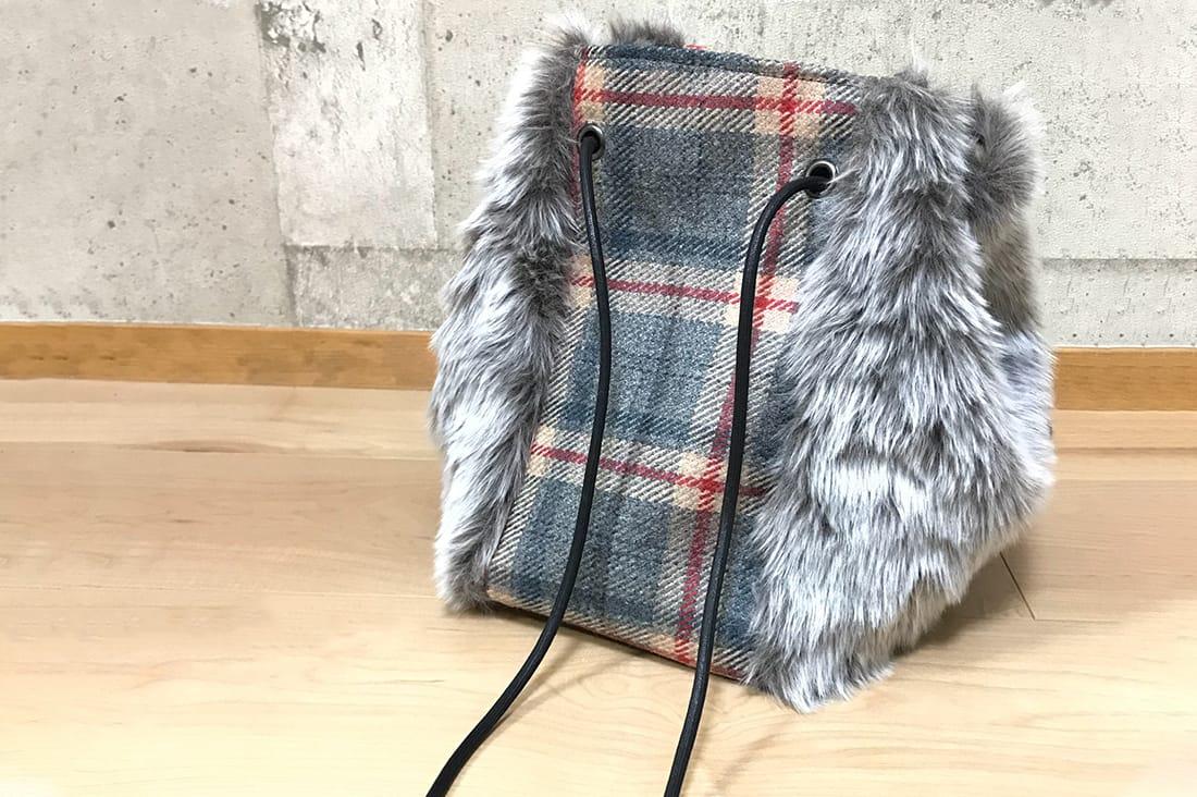 ametoさんの2wayバッグ