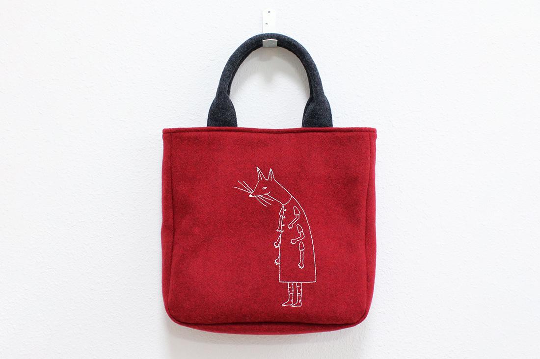 kuunnettuさんのウールバッグ