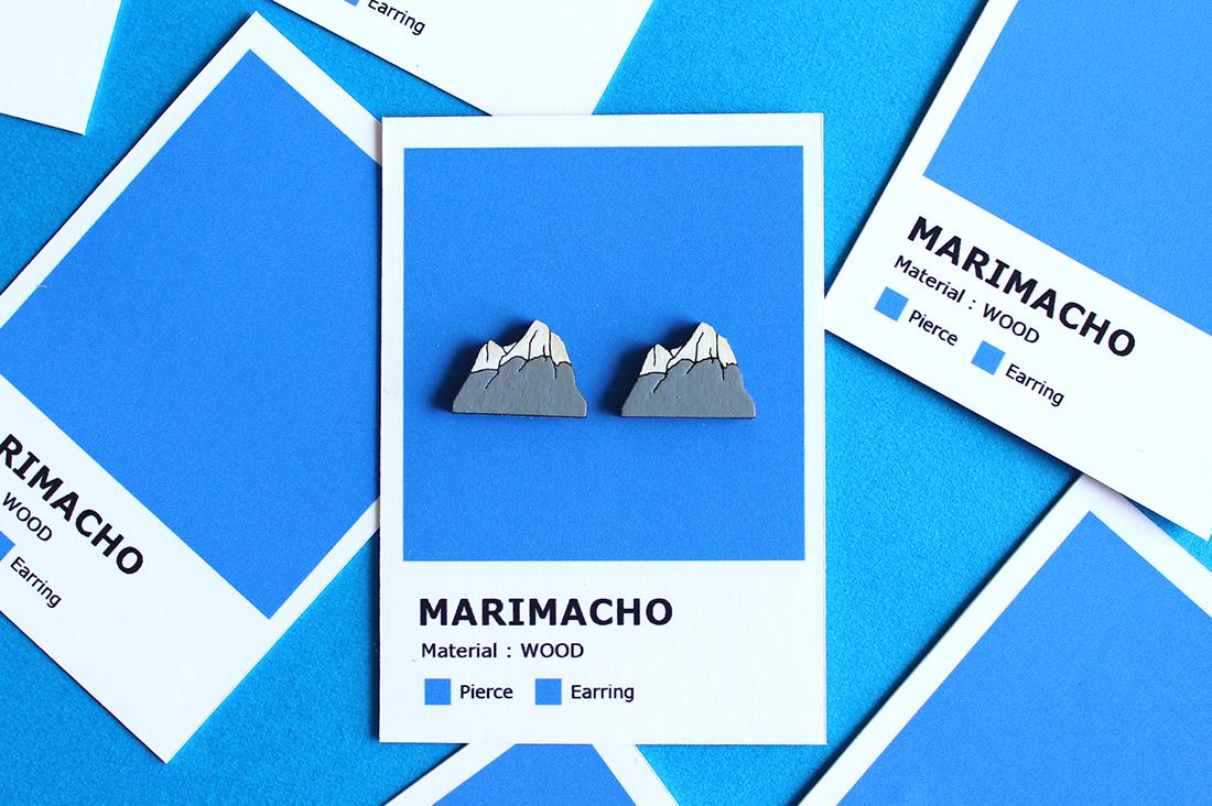 marimachoさんのイヤリング