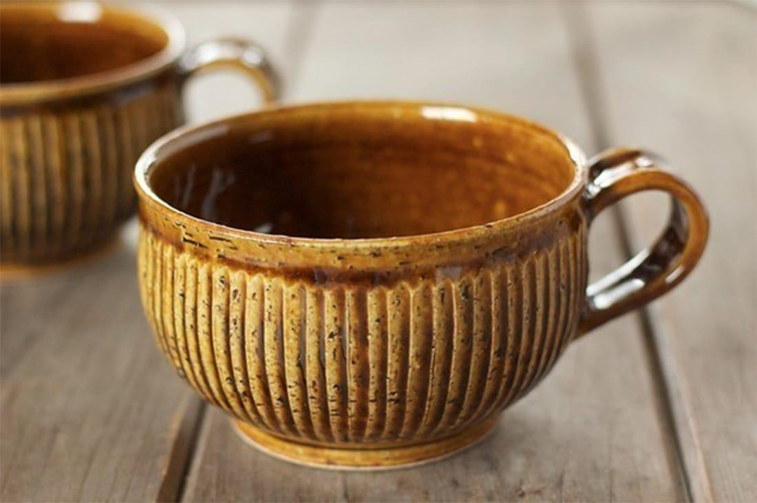 もりたうつわ製作所さんのスープカップ