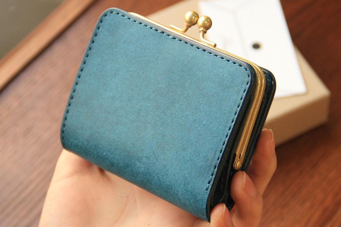 -HANARE-革製品-名入れ刻印さんのがま口財布