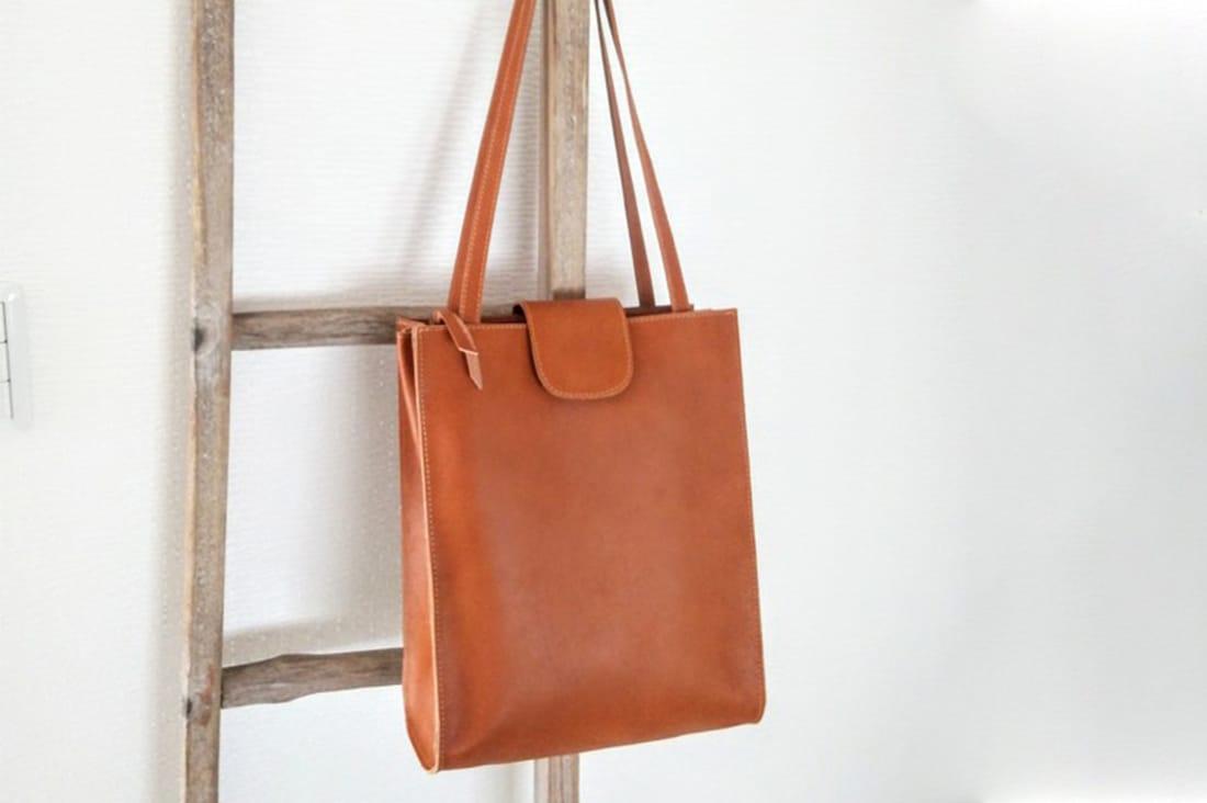 アトリエ リップルさんのビジネスバッグ