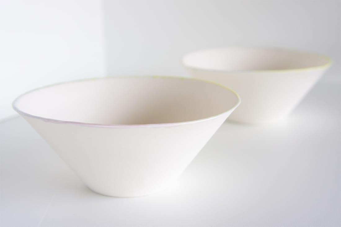 Kazuyo ceramicsさんの透ける中鉢