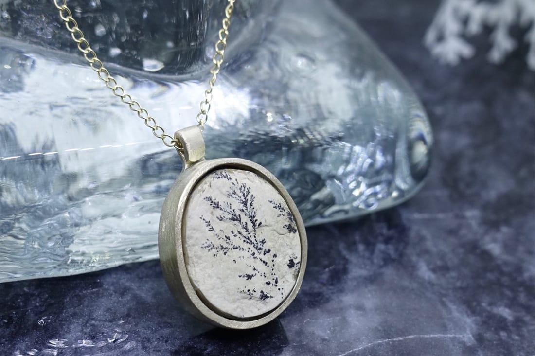 fuuyan (Add.)さんの真鍮のネックレス