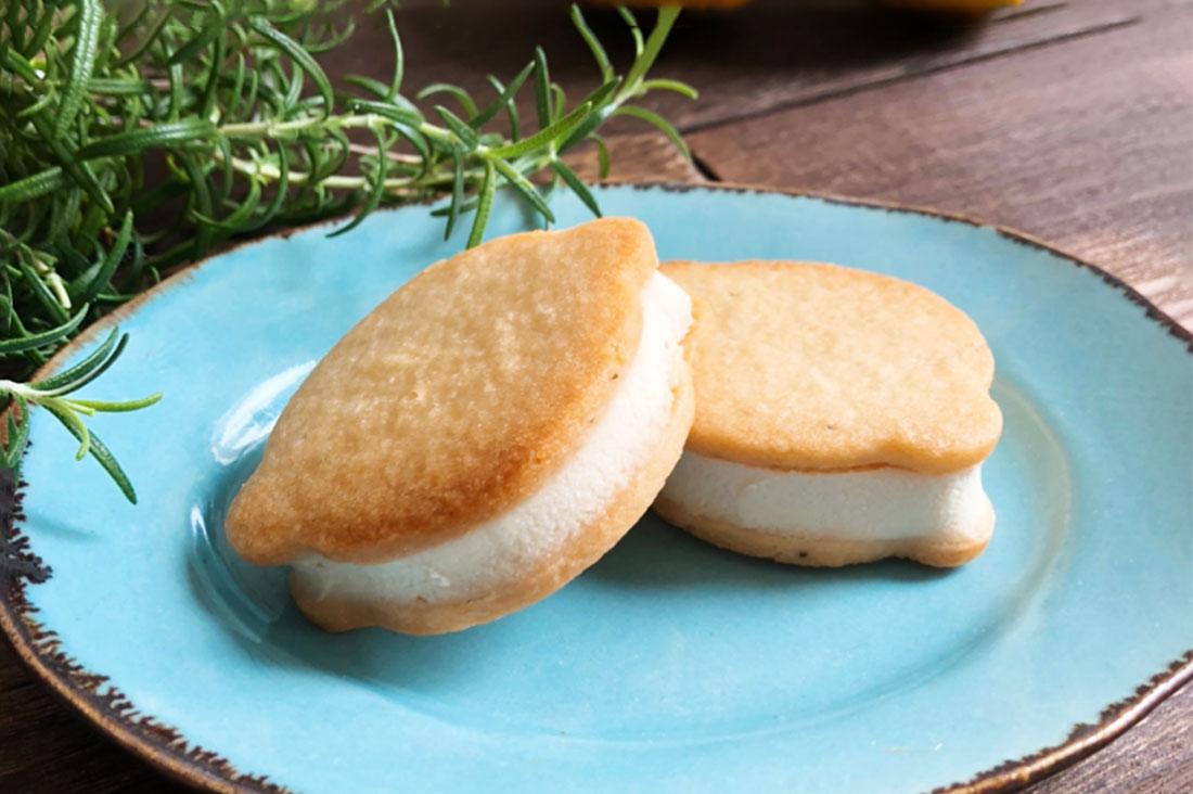 atelier-yukiさんのクッキーサンド