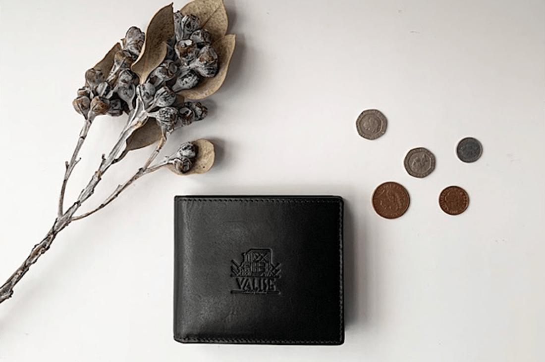 britishbagさんの二つ折り財布