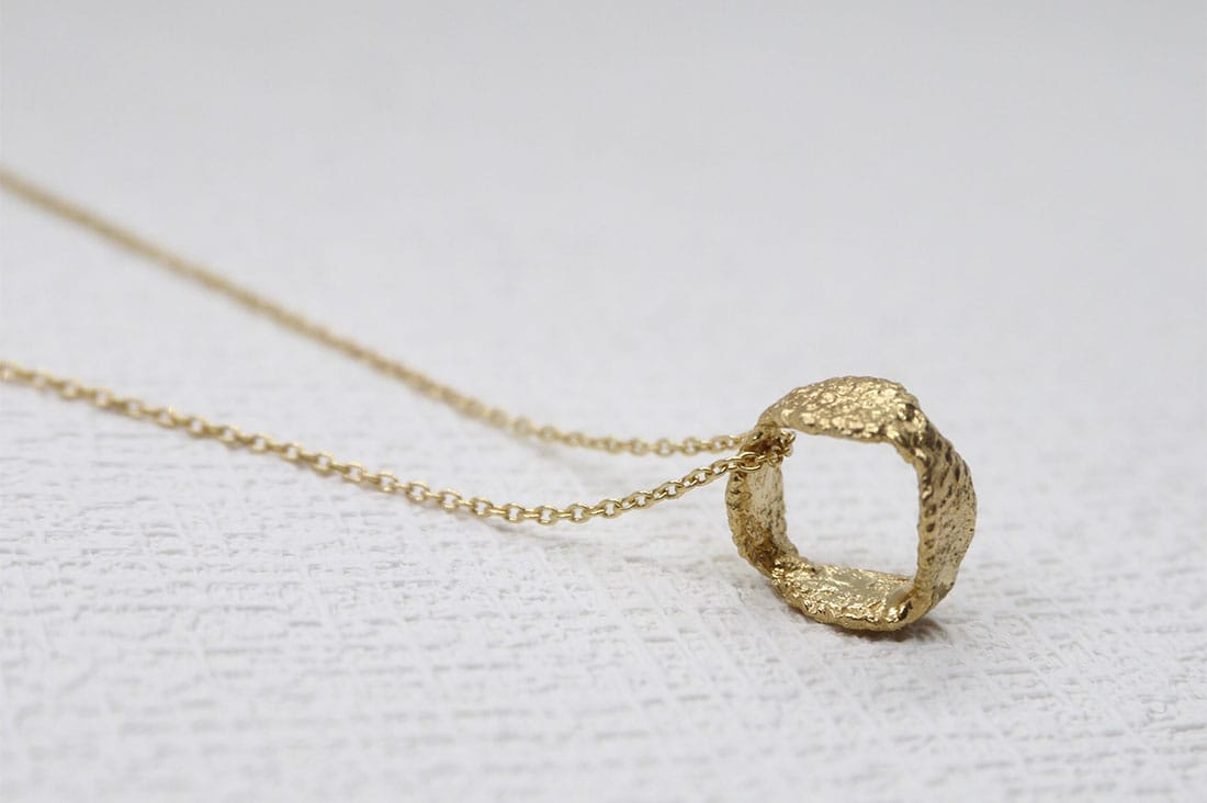 lachic jewelryさんのアンティーク風ネックレス