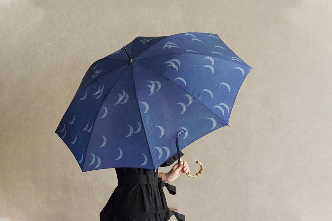 alcedoさんの竹の傘