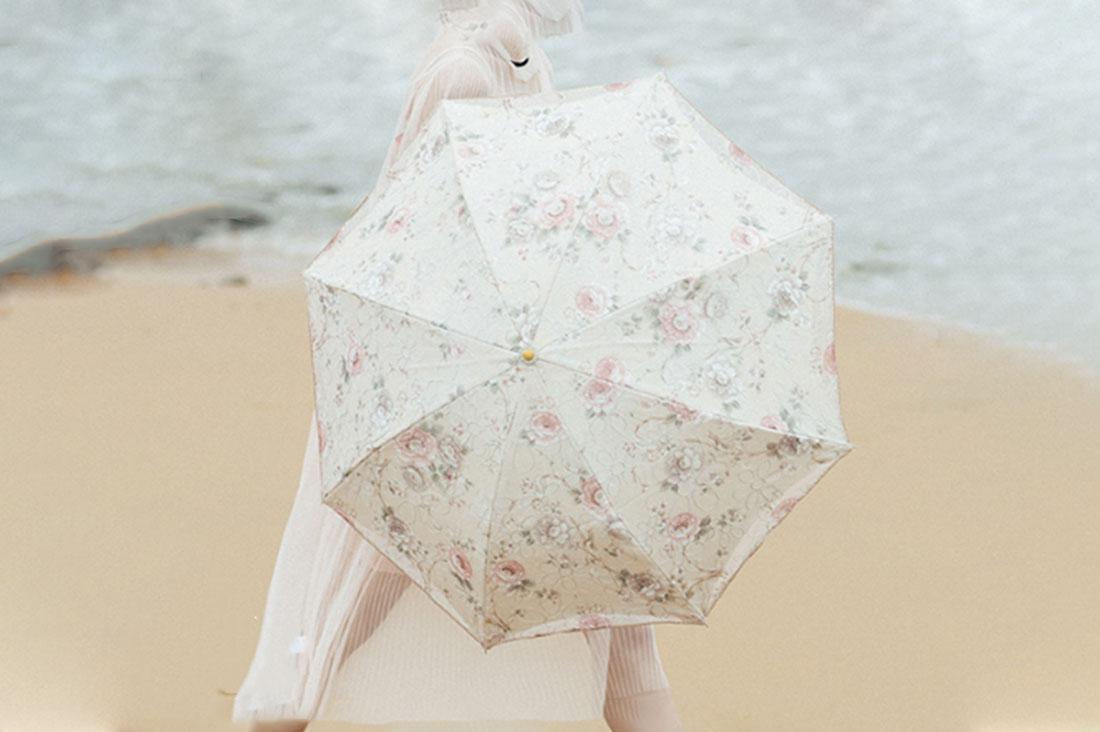 SHINOEさんの晴雨兼用傘