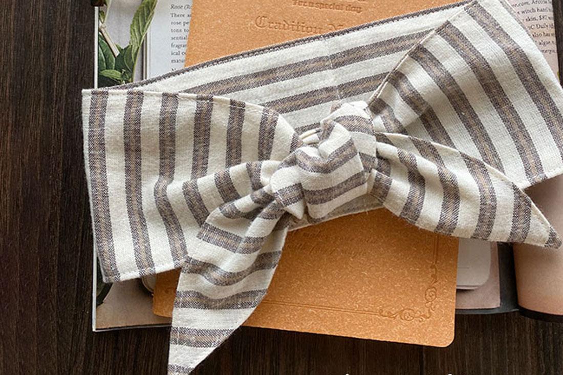 mamashandsさんのポケット付きスカーフ