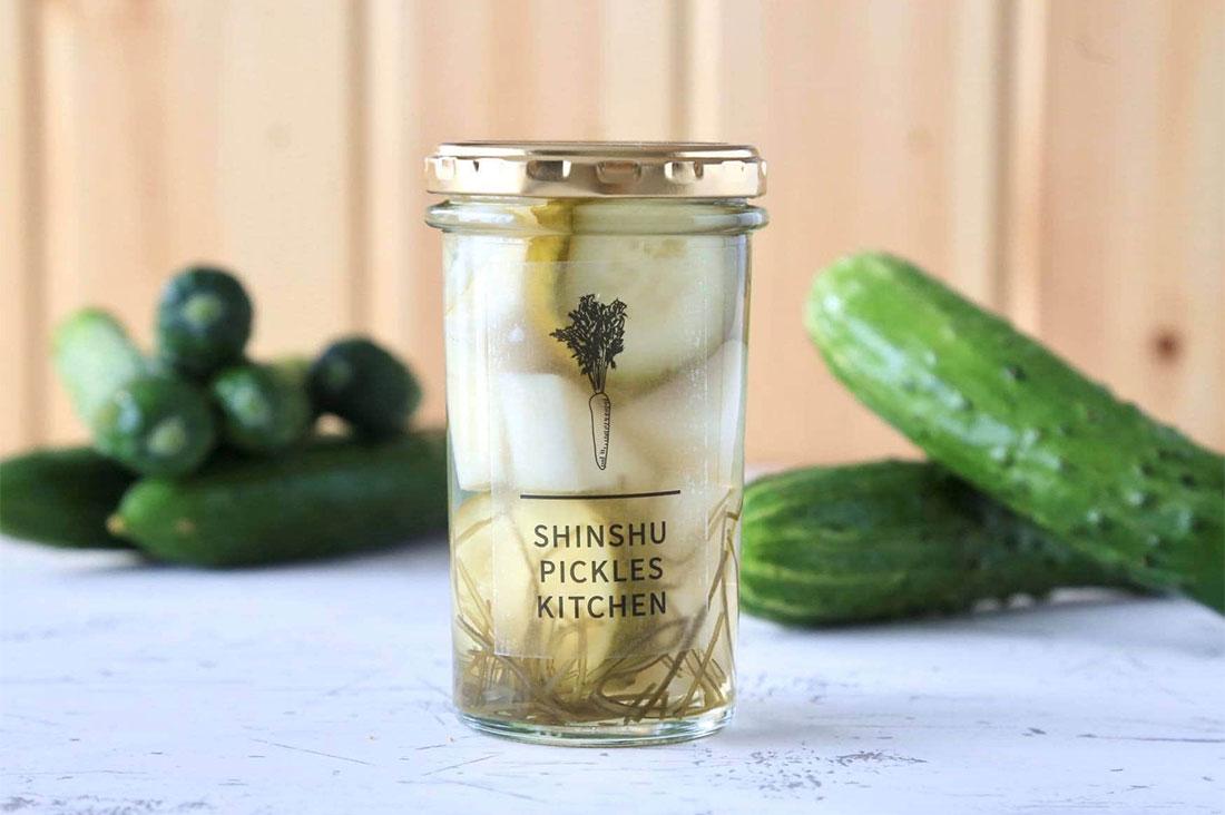 pickles_naganoさんの八町きゅうりと信州野菜の和ピクルス