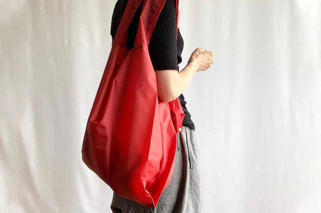 shinoさんのシンプルエコバッグ