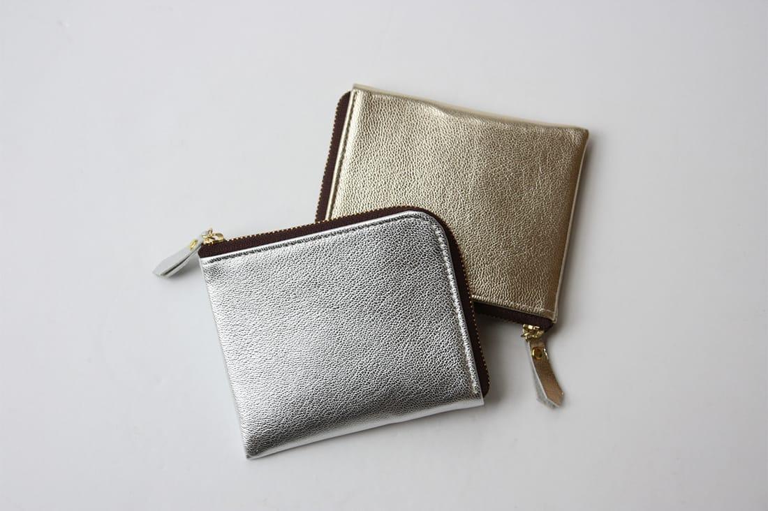 nasturtium-mさんのミニ財布