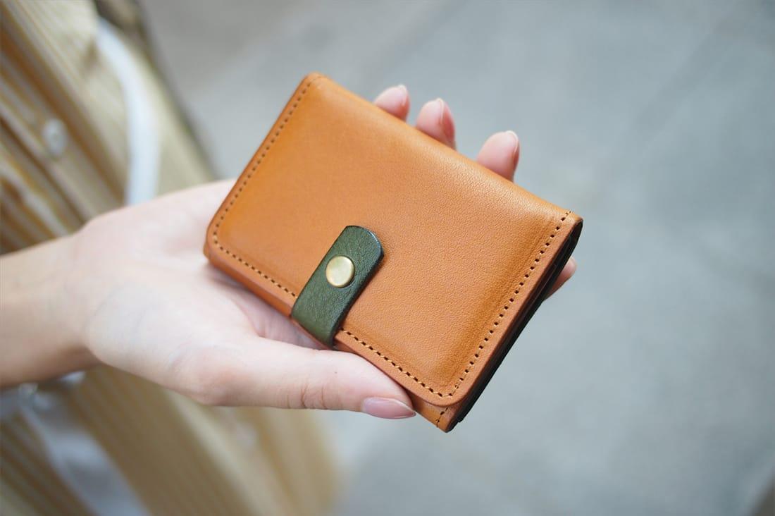 bag.bus111さんのミニ財布