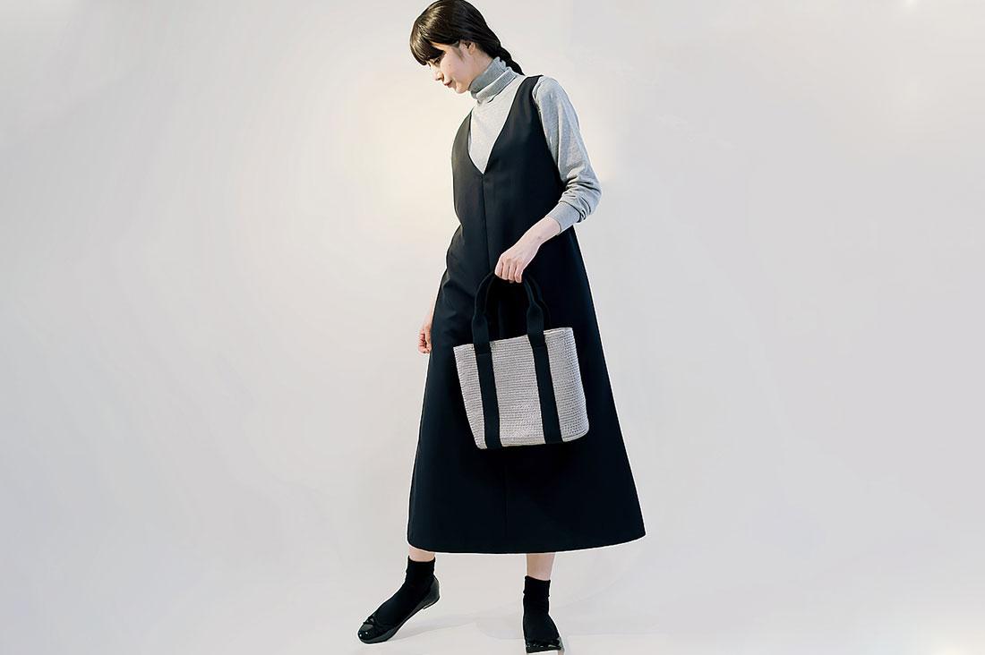 LOU by MIGIWAさんのジャンパースカート