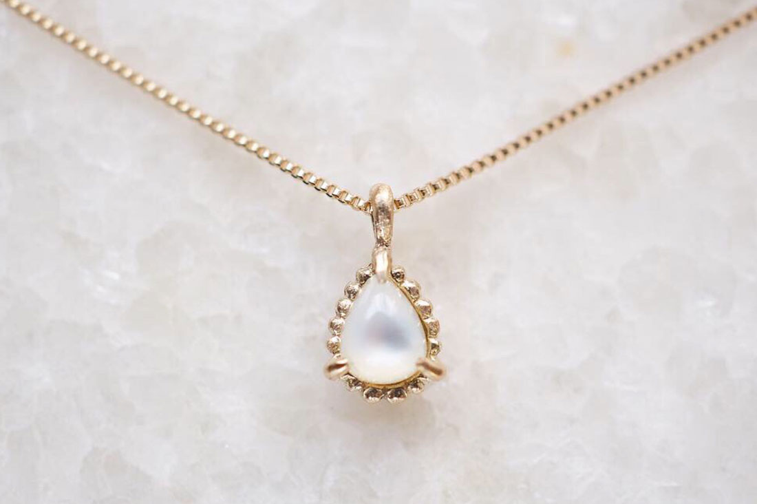 Aimée bijouxさんのネックレス