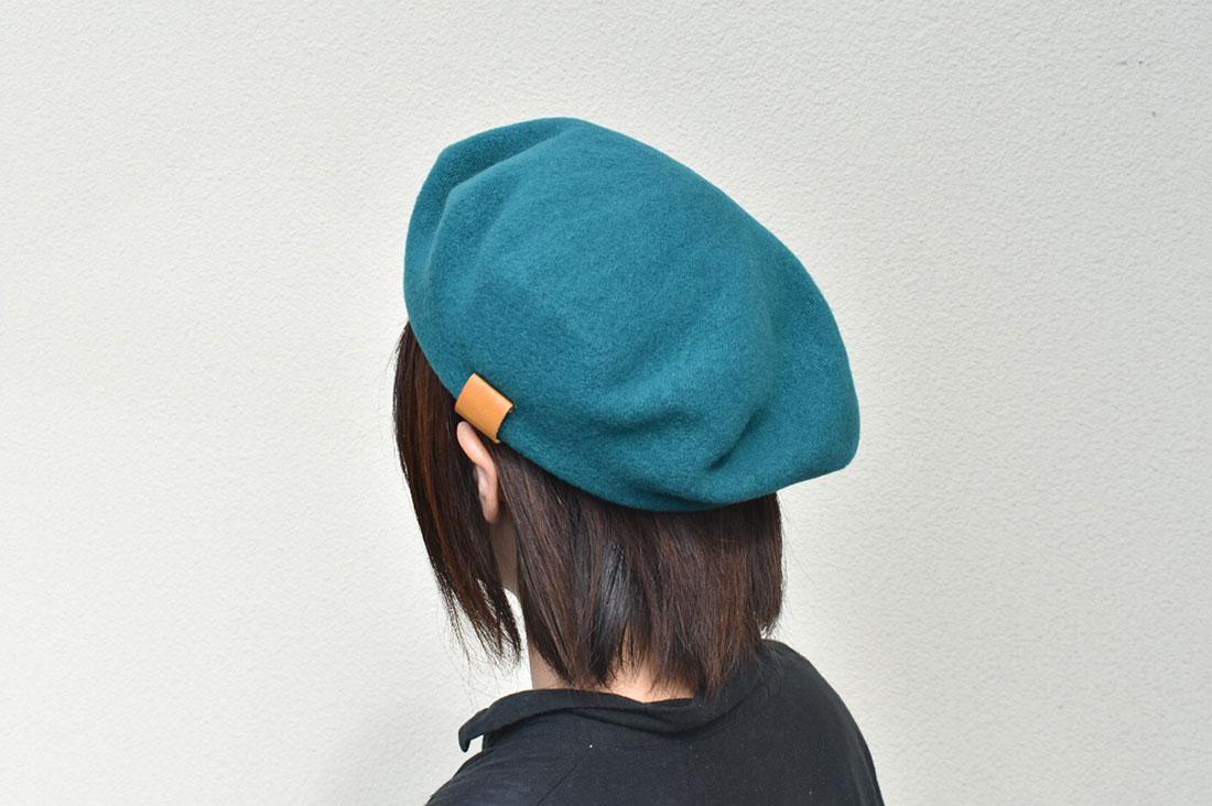 shoeszendaiさんのベレー帽