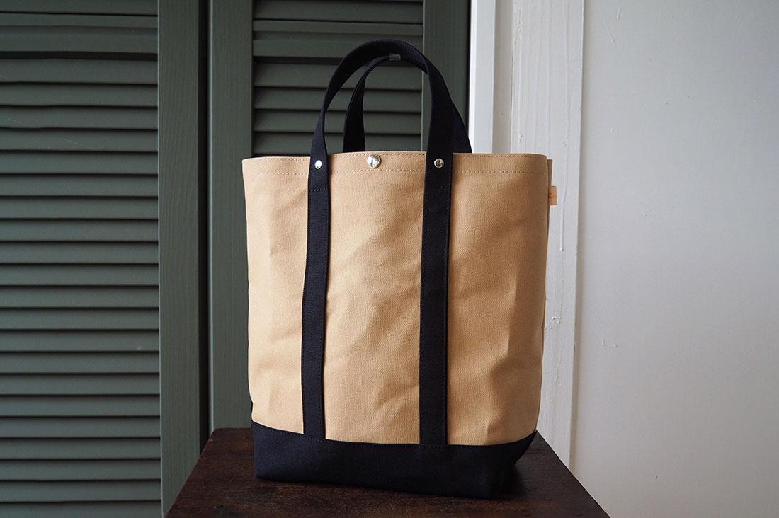 63CANVASさんの帆布のトートバッグ