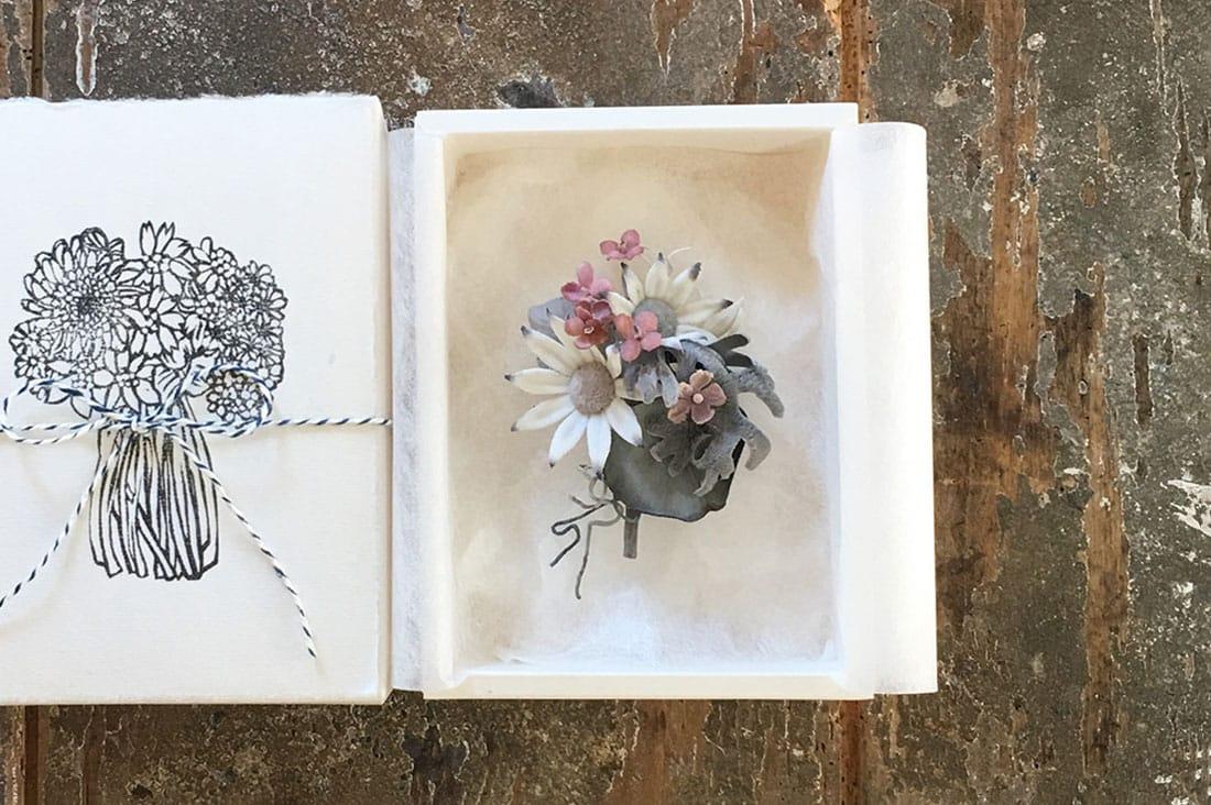 s-bouquetさんの布花コサージュさんの布花コサージュ