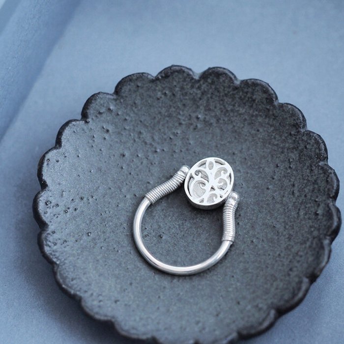 cloud-jewelryさんの唐草リング