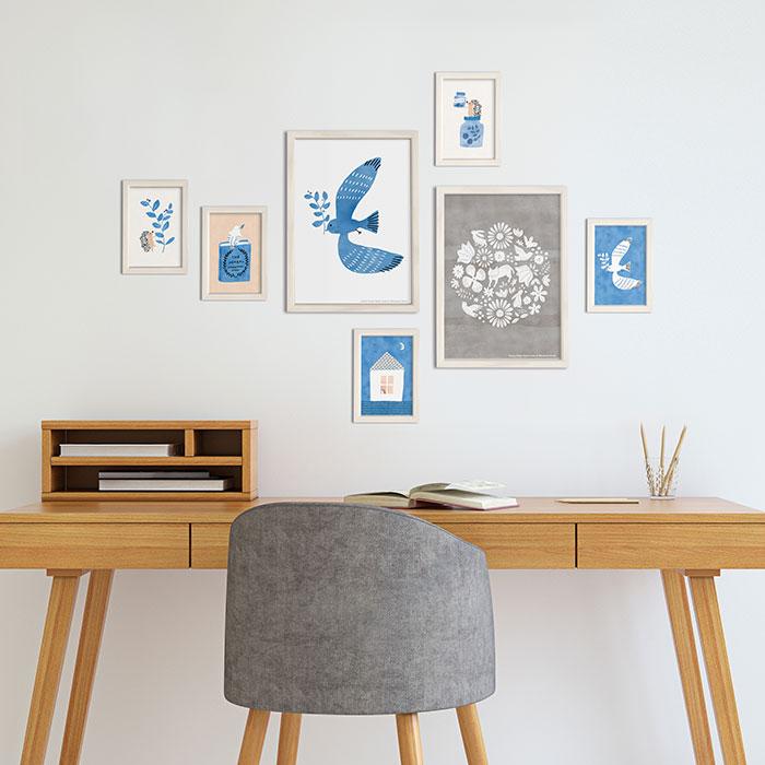 watanabe saekoさんのポスター&ポストカード