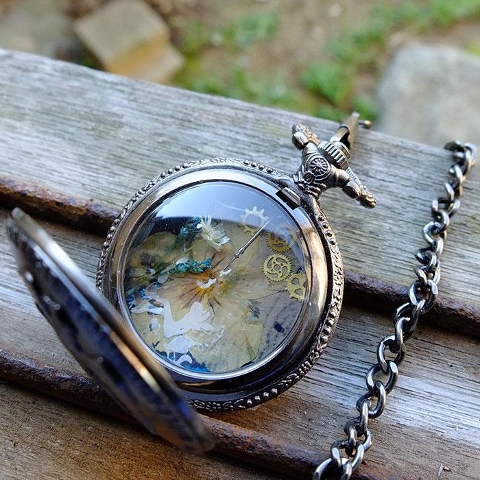 ポアロさんの懐中時計