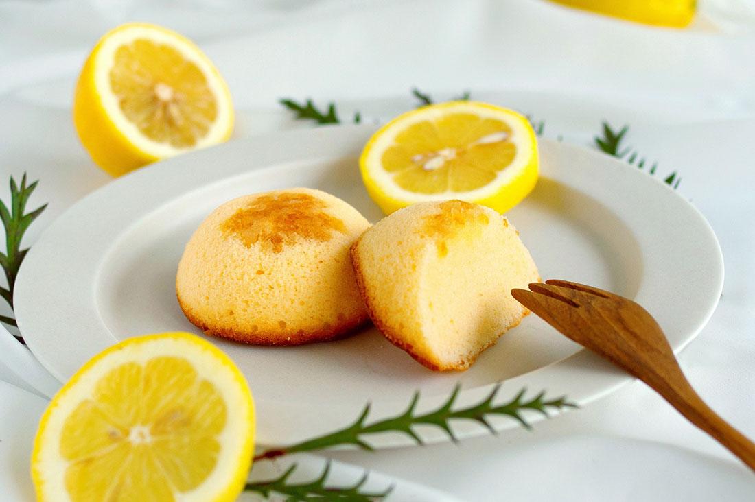 グルテンフリースイーツのコメルさんのお米のレモンケーキ
