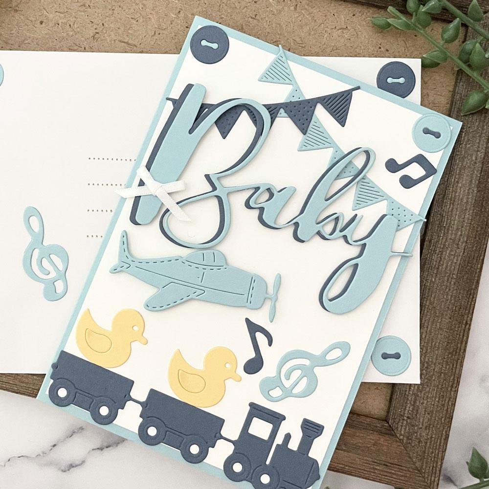 mo-co2さんの出産祝い・誕生日カード