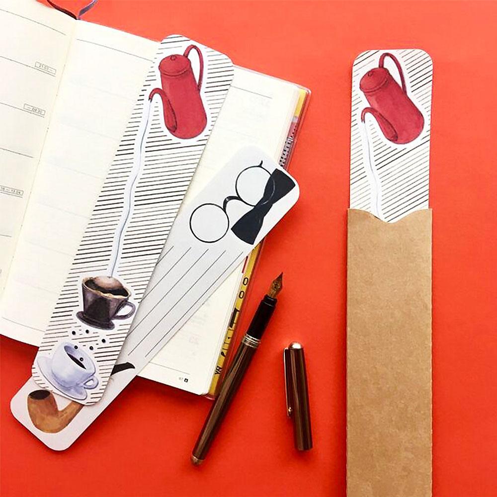 rala design(ララデザイン)さんのコーヒーマスターメッセージカード