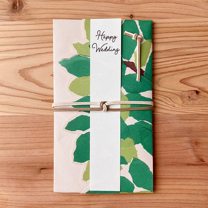 nnoi-designさんの森のご祝儀袋