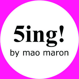 5ing!  by  mao*maron