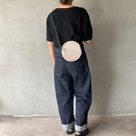 round mini shoulder キナリ