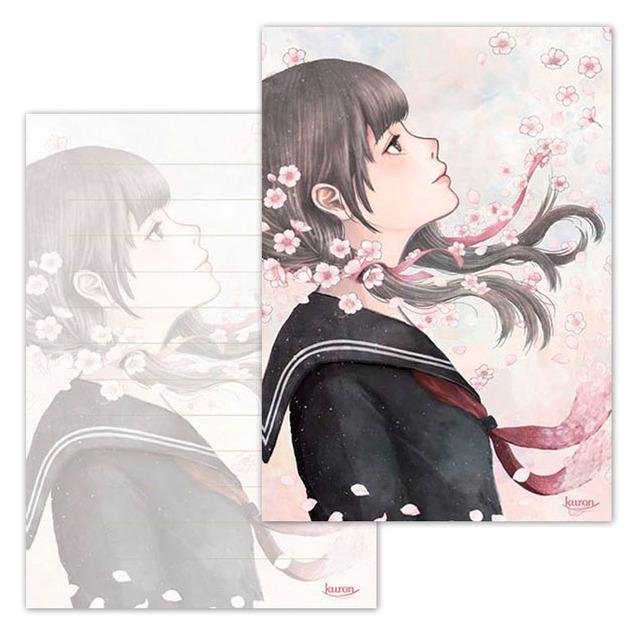 想いに散って少女は咲く メモ帳