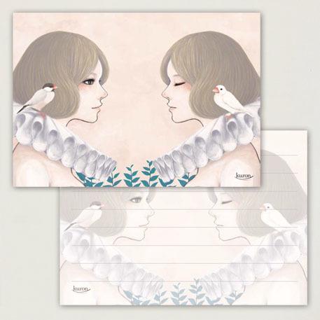 mirror メモ帳