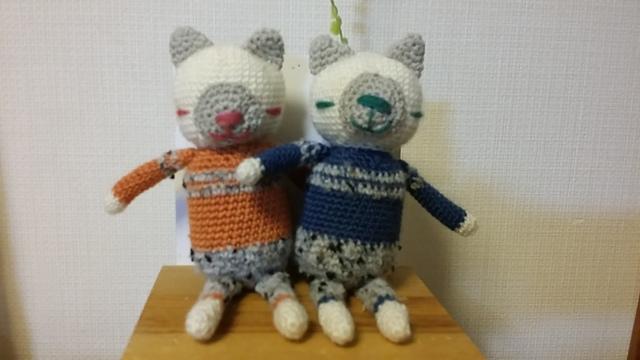 仲良しネコ ∞冬ver.∞