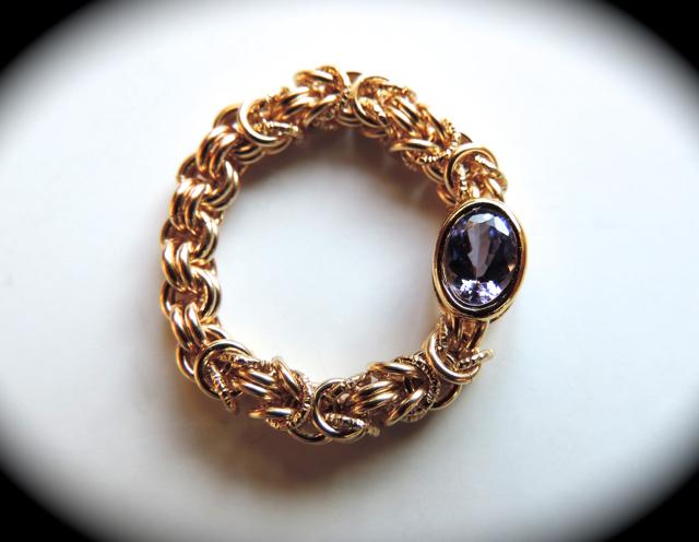 �� Crea ( heart ) ��Ring by K14GF