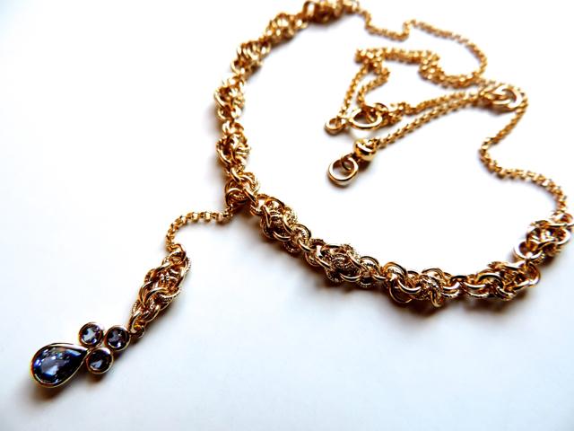 『 STYLE/J〜MIYABI ( 雅 ) 』Necklace by K14GF