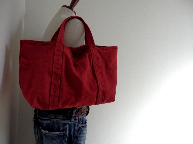 PURERED TOTE