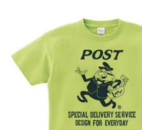 ポストマン WS〜WM?S〜XL  Tシャツ【受注生産品】