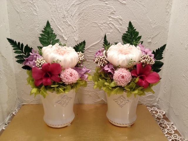 フューネラルフラワー(仏花・供花)?偲ぶ花