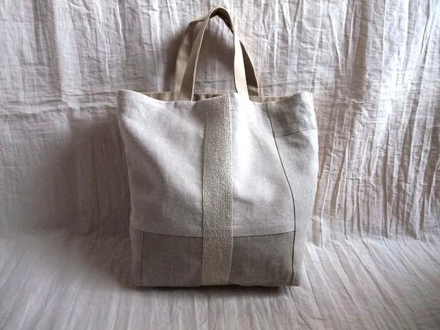 itoiro bag (beige&simple)
