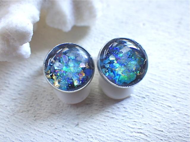 Ocean Opal イヤリング