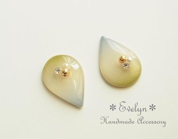 pierce or earring ?☆雫☆涼風
