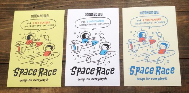 SPACE-〜アメリカン・レトロ・ゲーム〜 ポストカード3枚セット