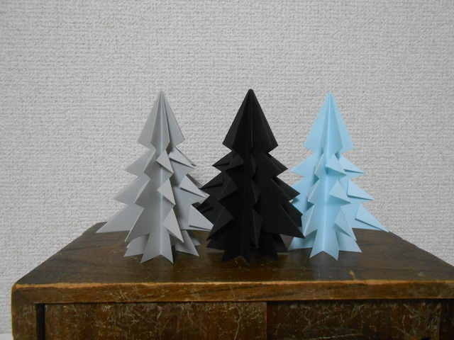 折り紙ツリー{送込}