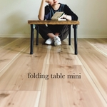 folding table mini