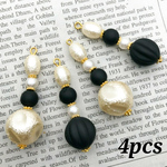 【chmm3984oripp】【4pct】antique style beads charm