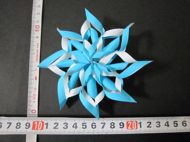 ハート 折り紙:クリスマス折り紙ポインセチア-minne.com