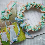Wreath ***bobbin MINT
