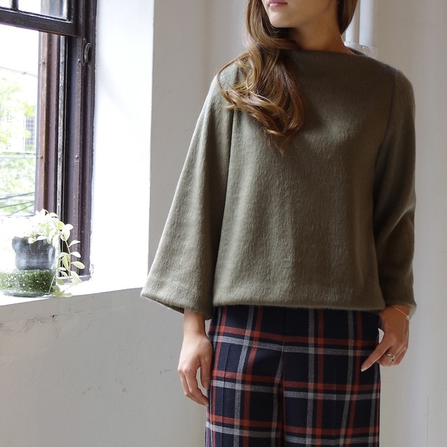 �㤴ͽ���ʡ�ӡ��С��ܡ��ȥͥå��ץ륪���С�(moss green/size1)